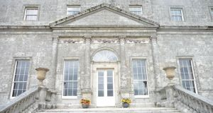 "Russborough House, which is valued at  €44 million for insurance purposes, but  at just €4.27 million under ""assets"" in the books of account"