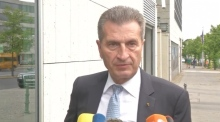 Oettinger: EU needs to prepare for 'state of emergency' in Greece