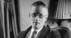 James Joyce: time to yet again celebrate Joyce's transfiguration of the commonplace into art. Photograph: Lipnitzki/Roger Viollet/Getty Images