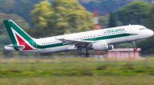 Italian airline Alitalia's planes are registered in Ireland because they are leased from an Irish company