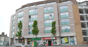 The Ice Rink apartments are located at the southern end of Cork Street, close to South Circular Road and the Grand Canal