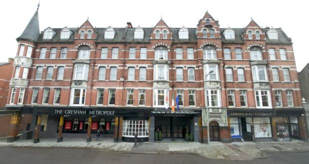 The Metropole Hotel In Cork Has 112 Bedrooms And A Por Leisure Centre