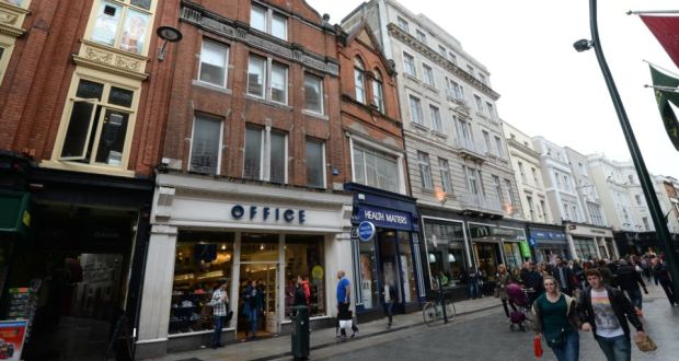 f886a41589 Grafton Street recovery augurs well for health of retail sector