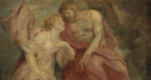 Venus and Jupiter, by Peter Paul Rubens. The painting is one of the pieces from the Beit collection that is to be sold in order to raise funds for Russborough house. The trust that runs the house has refused a request by Minister for Arts Heather Humphreys to cancel or delay the sale of valuable paintings.