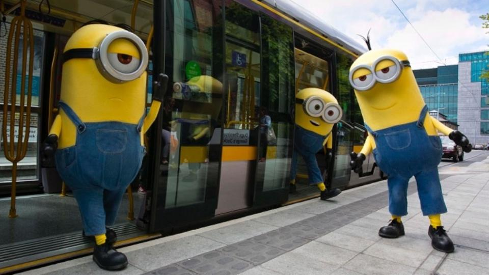 Are Minions the modern-day version of Charlie Chaplin  542bf6f898cc7