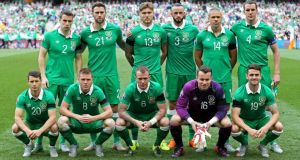 Ireland's football team:  continues to dole out nothing but heartbreak. Photograph: Reuters / Matthew Childs Livepic