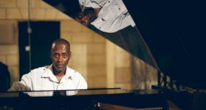"Ethiopian pianist and composer Girma Yifrashewa: he says his recital at Farmleigh in Dublin on Wednesday evening will be ""very, very special"" for him, ""very spiritual""."