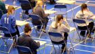 An estimated 2,070 candidates took Friday morning's applied maths exam in the Leaving Cert. This ran concurrently with the religion paper, which 1,290 students sat. File photograph: Eric Luke/The Irish Times