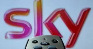 Sky's shares were up 4.4 per cent at 1,084 pence in early trading, giving the group a market capitalisation of £18.6 billion