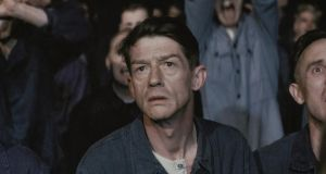 John Hurt in the film version of the George Orwell novel 1984