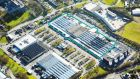 20-29 Mervue Business Park: former Nortel plant for sale in one or two lots