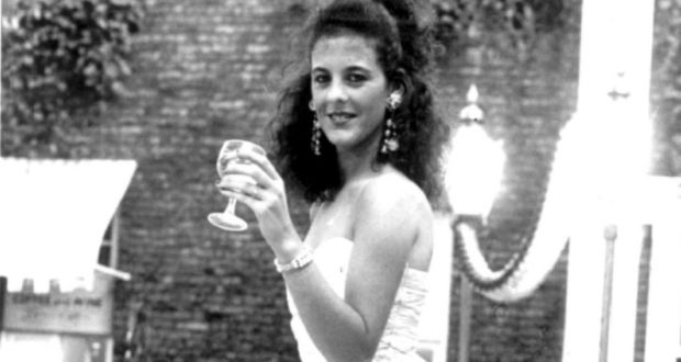 50f0ff77916c A life-long passion  fashion lover Shelly Corkery photographed in the early  1990s