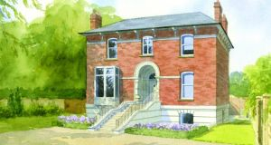 Still to come in Manorglen's Temple Road development: Caherdaniel, a detached Victorian style A-rated four-bed with 5,090 sq ft (470 sq m)