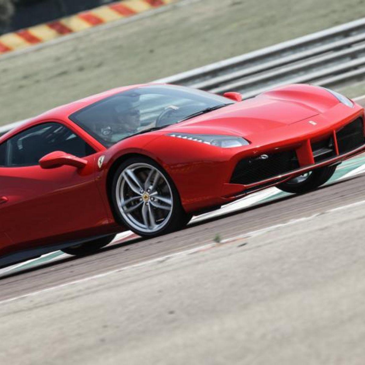 Road Test Ferrari 488 Gtb Is A Turbo To Pressure All Rivals