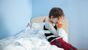Bedwetting: it is believed the main cause of this in children over the age of four is constipation. Photograph: Getty Images/iStockphoto