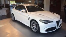 Alfa unveils new Giulia to lead €5bn revival
