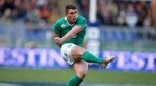 Ian Keatley has been left out of Ireland's 45-man training squad for this year's Rugby World Cup. Photograph: Inpho
