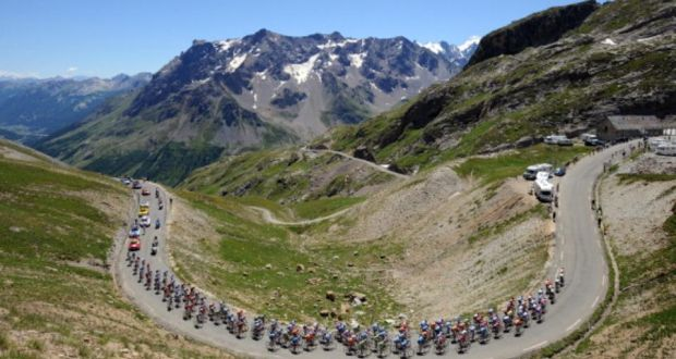 The Col du Galibier climb has been removed from this year s Tour de France  following landslides c644c5a44