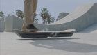 Lexus create real, rideable hoverboard