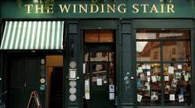 Meal Ticket: The Winding Stair, Dublin 1