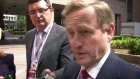 Enda Kenny: 'Ireland won't support debt relief for Greece'