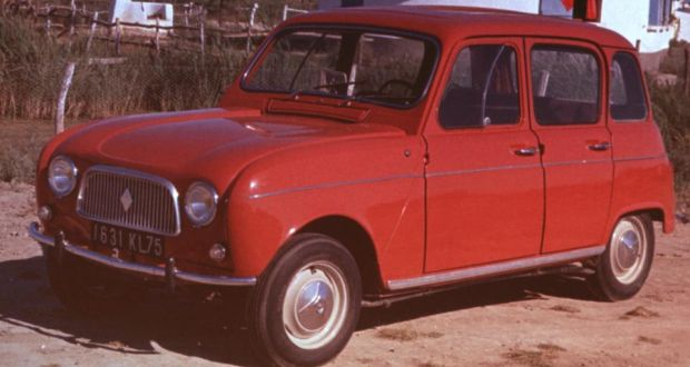 Patrick Logue: The Renault 4 was more than a car to me