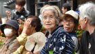 Over the next decade, the population of over-75s in greater Tokyo will grow by 1.75 million, think-tank the Japan Policy Council has warned. Photograph: Yoshikazu Tsuno/AFP/Getty