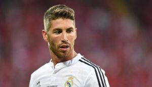 Sergio Ramos has told Real Madrid that he wants to leave the club and is believed to want to go to Manchester United. Photo: Joe Giddens/PA Wire