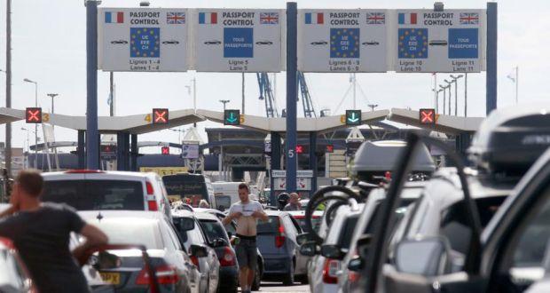 Port Of Calais Closed Until Thursday Due To Strike