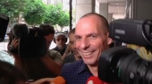 Varoufakis rules out IMF payment