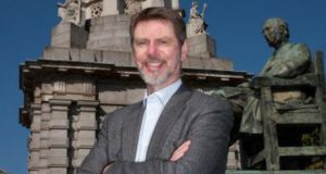 Prof Poul Holm, professor of environmental history at Trinity College Dublin. File photograph: Joe Gavin