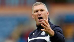 Leicester have sacked manager Nigel Pearson, the Barclays Premier League club have announced. Photo: Dominic Lipinski/PA Wire.