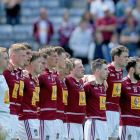 The easy thing to say watching Westmeath making that comeback against Meath would be that they had great team spirit. If team spirit was so important, where was it when they were getting beaten out the gate in the first half? Photograph: Donall Farmer/Inpho