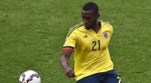 Jackson Martinez is set to join Atletico Madrid from Porto after Atleti met the Colombian's €35 million buy-out clause. Photograph: Afp