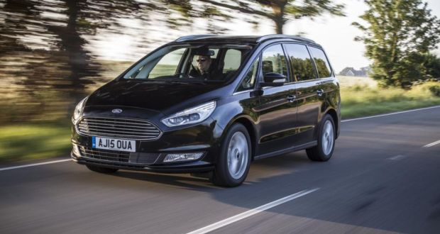 road test: space inside the ford galaxy is out of this world