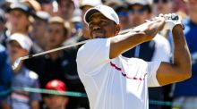 Tiger Woods admits he has made progress since the US Open ahead of the Greenbrier Classic in North Carolina. Photograph: Erik S Lesser