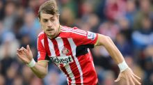 Sunderland have completed the signing of  of Liverpool defender Sebastian Coates on a four-year deal. Photograph:  Richard Sellers/PA