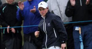 World number one amateur Leona Maguire will play in the  Ladies European Masters at The Buckinghamshire Golf Club. Photograph:  David Cannon/Getty Images