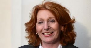 Minister of State for Health Kathleen Lynch: hospital is 'actively recruiting nursing staff'. Photograph: Alan Betson