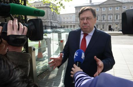 Brian Cowen: Government dealt with crisis to best of ability