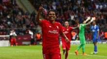 Carlos Bacca is set to complete a move form Sevilla to AC Milan. Photograph: Getty