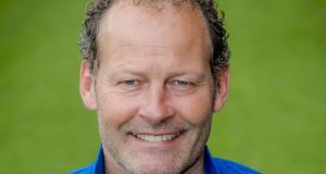New Holland boss Danny Blind turned down a 'fantastic offer' to join up with Louis Van Gaal at Manchester United. Photograph: Afp