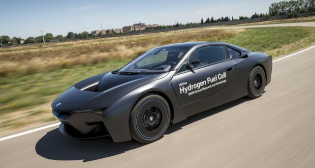 Bmw Plans Hydrogen Fuel Cell Future