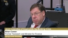 Brian Cowen at the banking inquiry