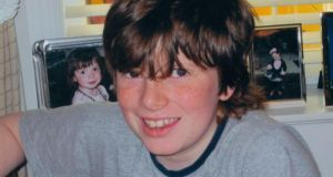 Rory Staunton, who died in April, 2012 from septic shock. Rory's parents have been campaigning to raise awareness of the condition ever since.