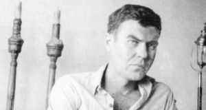 Raymond Carver 1969 Photograph: Gordon Lish