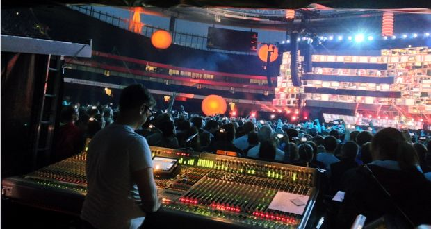 How Music Works: What it takes to do sound for Muse