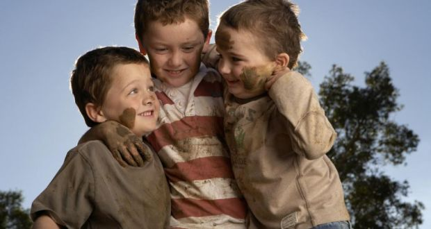 Risky Play Why Children Love It And >> Risky Play Frisky Children When Does A Careful Free Rein Become
