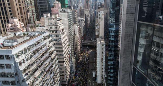 Revealed British Plan To Move Hong Kong To Northern Ireland