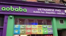 Meal Ticket: Aobaba, Capel Street, Dublin 1